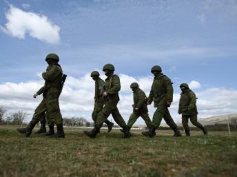 EE.UU. dice que avance de tropas rusas en Ucrania sería