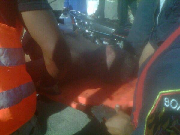 Tres obreros mueren asfixiados cuando limpiaban cloaca en La Vega