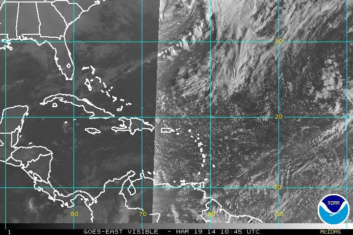 Bajas probabilidades de lluvias para este miércoles, informa Onamet