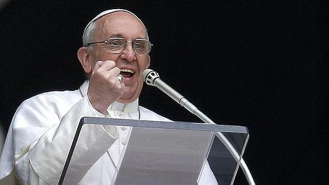 El papa pide que reine la paz en Ucrania y en República Centroafricana