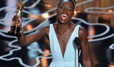 Presidente de Kenia felicita a Lupita Nyong'o por su Óscar