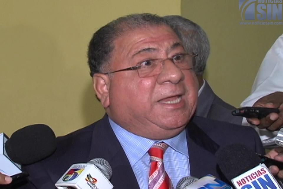 Monchy Fadul dice a EE.UU. que en RD hay reglas que hay que cumplir
