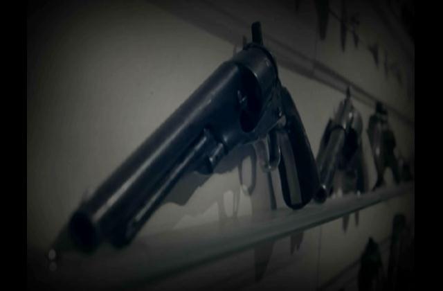 Medidas de seguridad para quienes tienen armas de fuego en sus casas