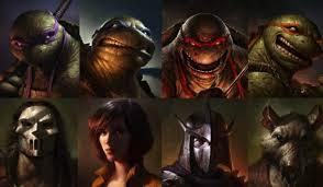Regresan las Tortugas Ninjas a la pantalla grande