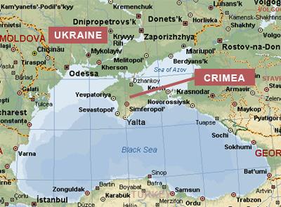 Crimea, enclave estratégico para Rusia