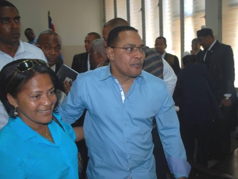 Varían medida de coerción a Alcalde La Romana; imponen prisión domiciliaria
