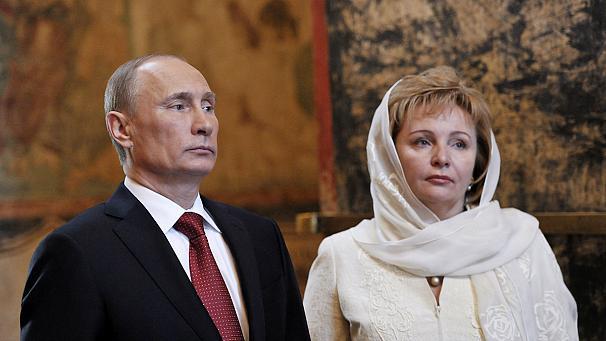 Kremlin confirma el divorcio de Putin