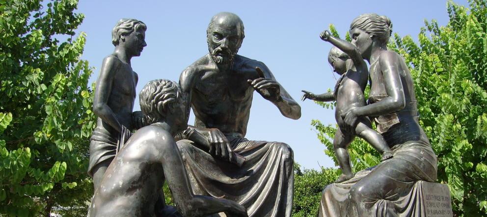 Consejos de Hipócrates a seguir en nuestro mundo moderno