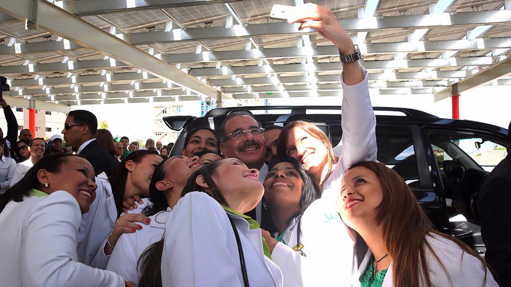 Unión Médica, en Santiago, inaugura obras amparadas en incentivos de la Ley 5707