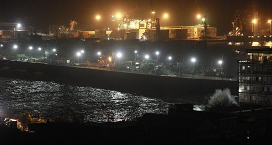 Autoridades ordenan evacuación de costa de Chile, tras sismo de 8,2 Richter
