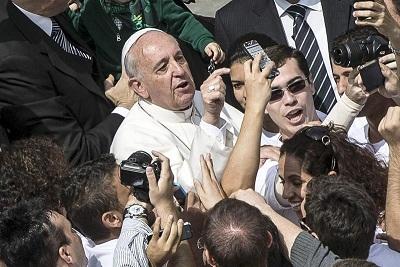 Los viajes internacionales del papa Francisco