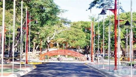 Remodelaciòn de Parque Iberoamericano genera descontento