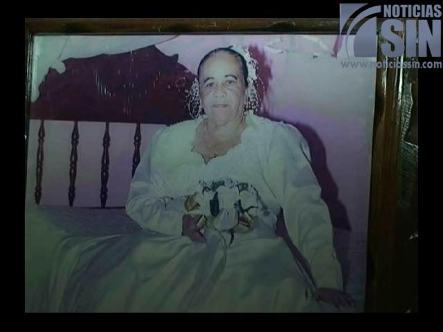 Matan señora de 85 años en Santiago