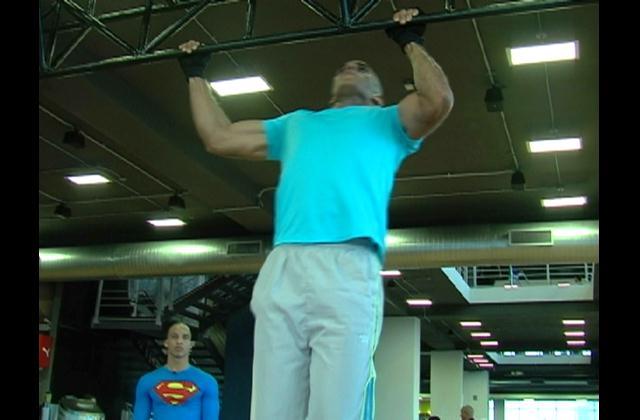 Rutinas explosivas para desarrollar resistencia física