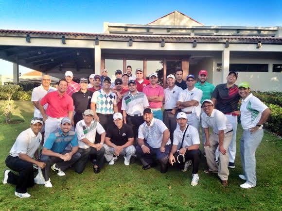 Liga de Golf El Círculo realiza evento de 40 hoyos