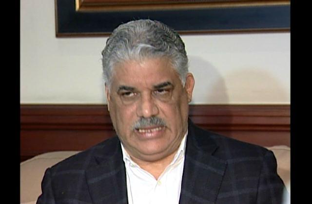 Miguel Vargas dice acatará decisión TSE de entregar padrón a Guido