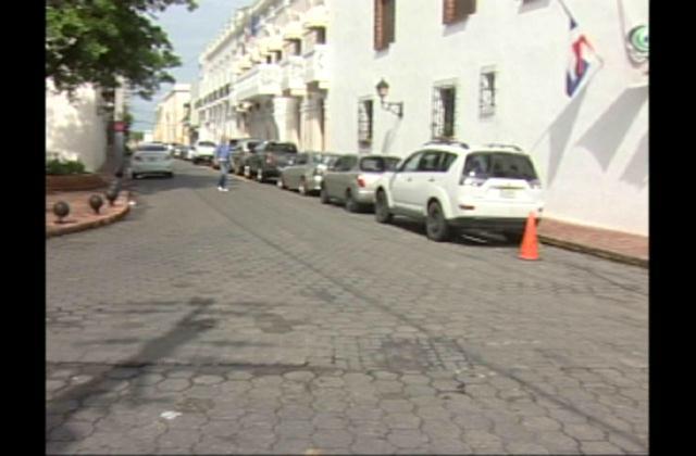 Trabajos en Zona Colonial impedirán algunas actividades de la iglesia católica en Semana Santa