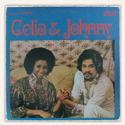 Celia Cruz y Johnny Pacheco, en el