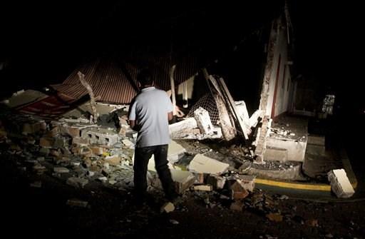 Al menos cien escuelas dañadas en Nicaragua por serie de terremotos