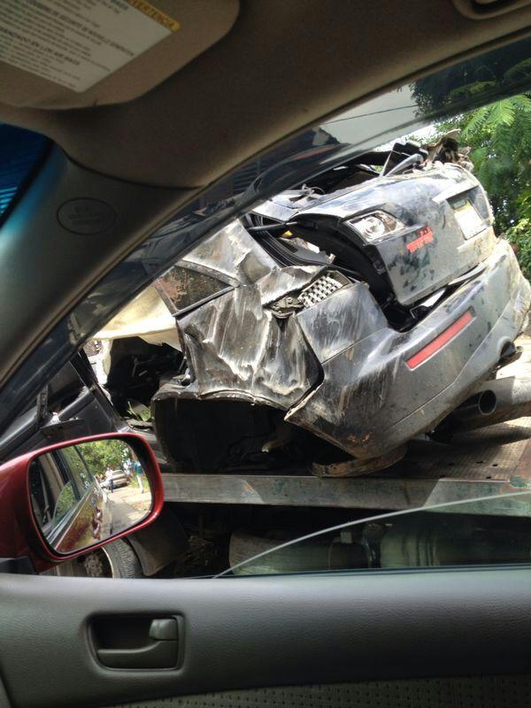 Tres muertos en accidente de tránsito en carretera Navarrete-Puerto Plata