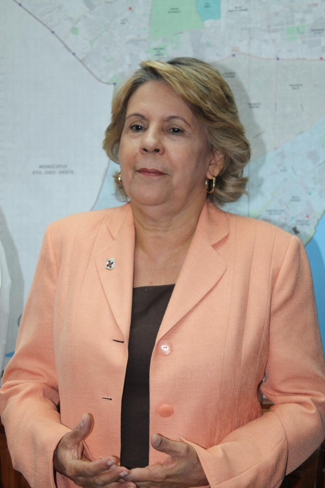 ADN posesiona a Magdalena Díaz como nueva secretaria general del Cabildo