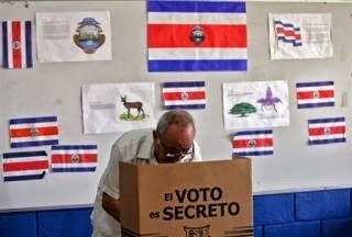 Tribunal electoral afirma que elecciones arrancaron con orden en Costa Rica