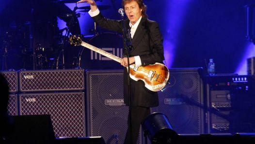 Paul McCartney aplaza concierto en Santiago por problemas técnicos