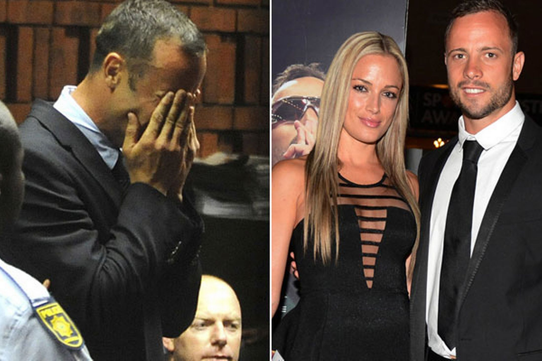 Jueza rechaza que Pistorius matara a su novia de forma premeditada