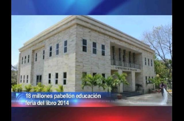 Trompoloco reporta sobre costoso stand del Ministerio de Educación en la Feria del Libro