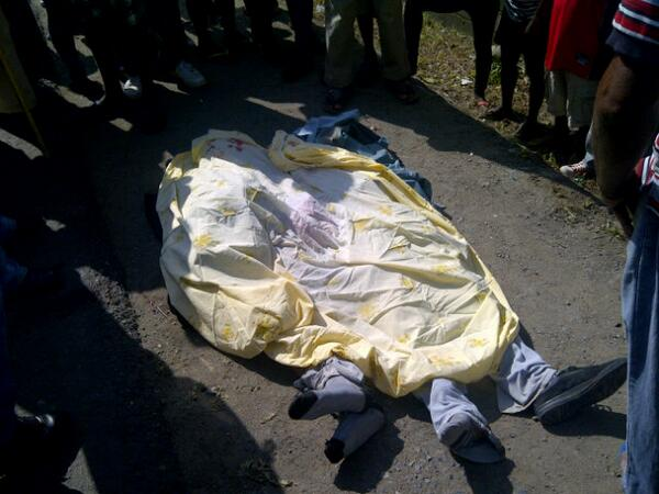 Mueren dos hermanos en accidente de tránsito en Santiago