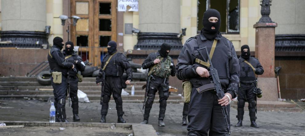 EEUU pide a Rusia que detenga inmediatamente