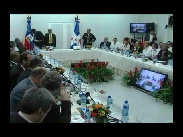 Ministro de Interior dice Haití no puede condicionar diálogo