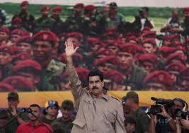 Maduro y López apelan a las Fuerzas Armadas en medio de crisis venezolana