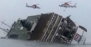 EE.UU. envía buque a ayudar en el rescate por el naufragio en Corea del Sur