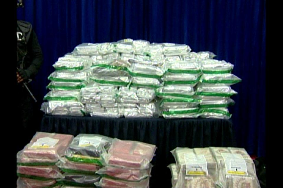 Policía ocupó 143 porciones de marihuana, crack y cocaína en La Romana