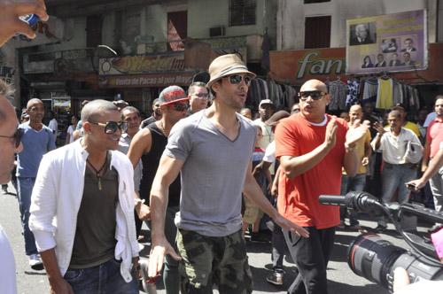 Enrique Iglesias lanza video musical