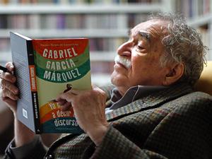 El archivo de García Márquez mostrará