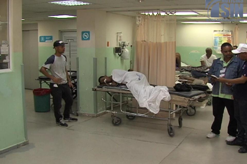 Hospitales reciben pocos pacientes en este Viernes Santo