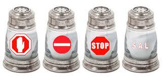 Disminuye el consumo de sal y mejora tu salud