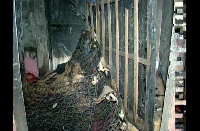 Incendio deja familia de diez miembros en la calle