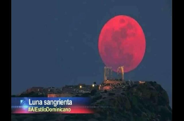 Incrédulos dominicanos entrevistados por Trompo Loco sobre fenómeno Luna Sangrienta