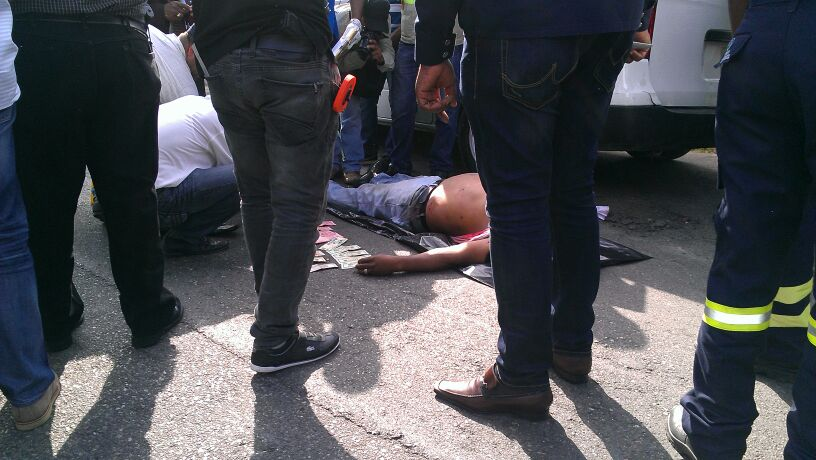 ¡Otro más! Asesinan de 11 tiros a empleado de Salud Pública