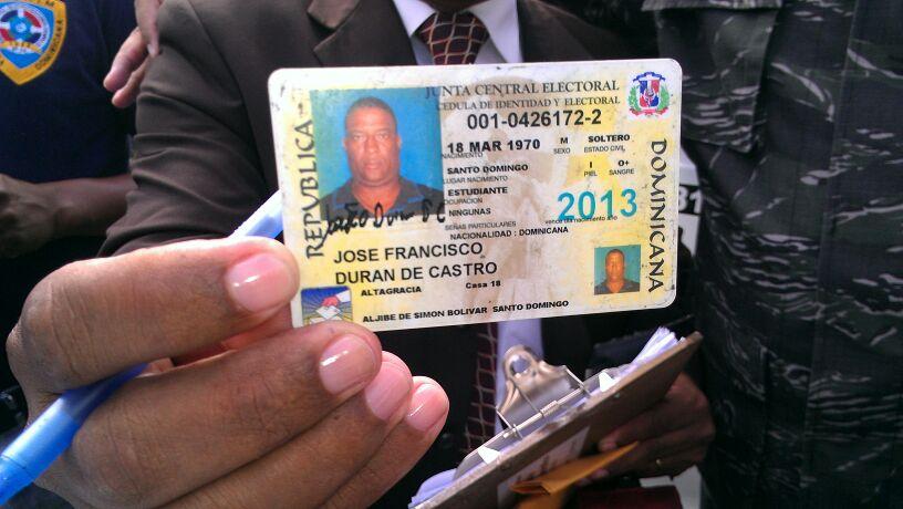Identifican a dos hombres implicados en muerte empleado Salud Pública