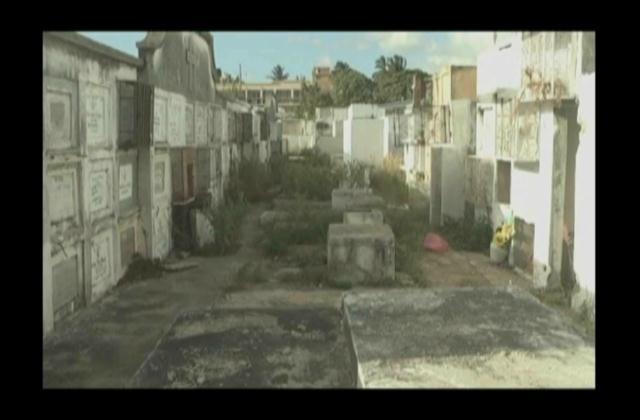 Decenas de nichos y panteones son destruidos por vándalos en La Romana