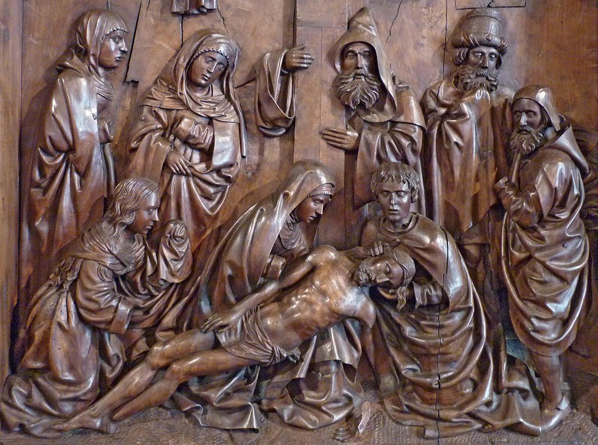 Viernes Santo : siete frases que pronunció Jesús en la cruz, antes de su muerte