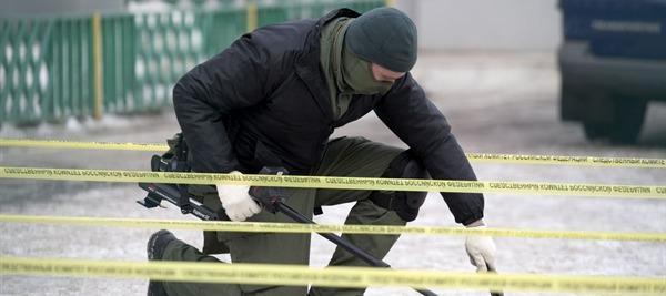 Se rinde el hombre que irrumpió armado en un banco en el sur de Rusia