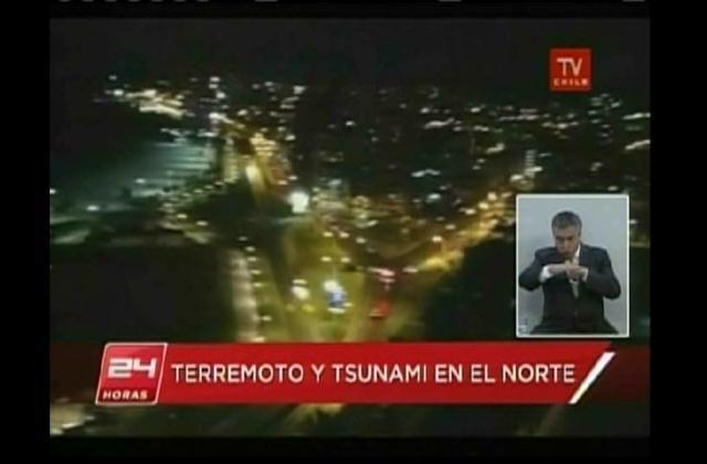 Al menos dos muertos y tres heridos graves por terremoto en Chile