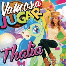 La cantante Thalía busca con nuevo disco