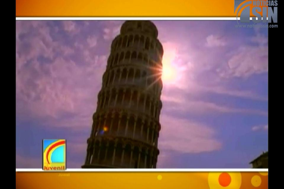 ¡Conozca un poco acerca de la Torre de Pisa!
