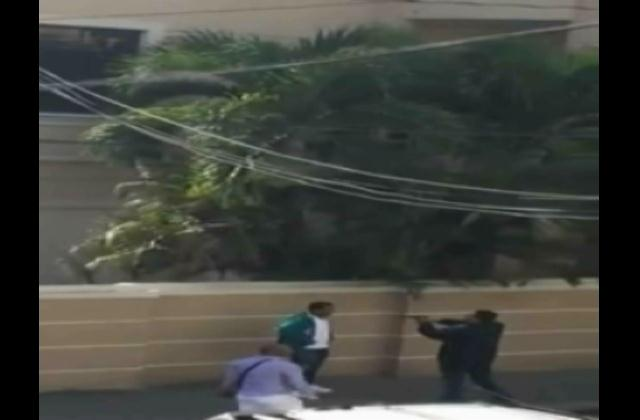 Surgen nuevas denuncias contra policía agresor de La Vega